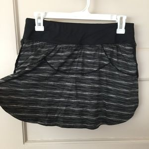 Skirt Sports Skirts - Running skirt with short